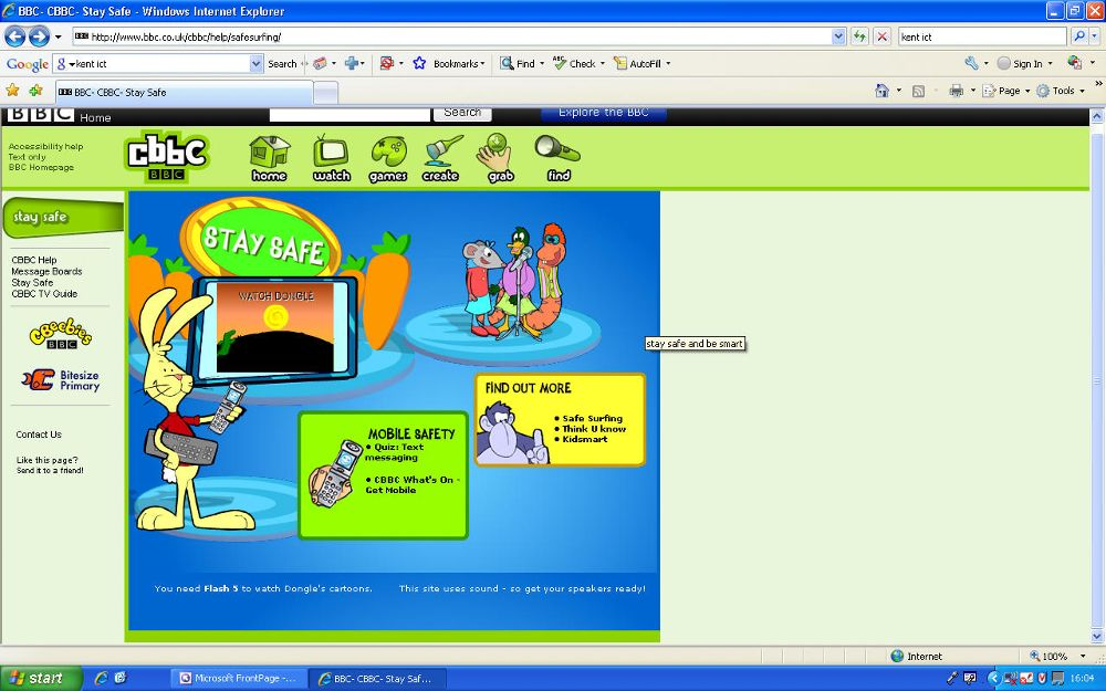 Child Friendly Chat Rooms